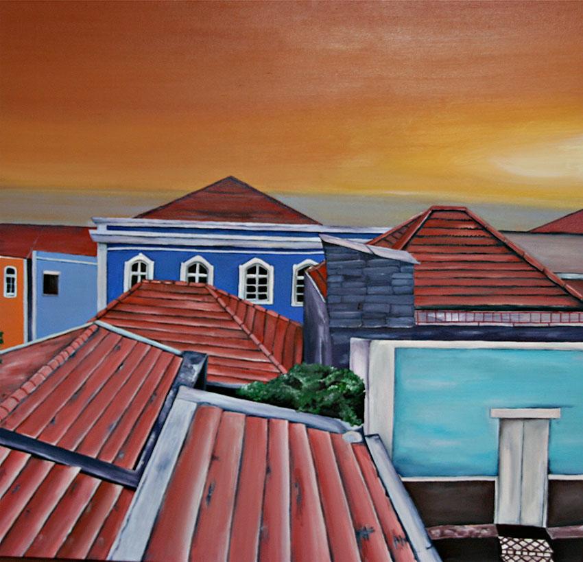 Über den Dächern von Kuba